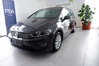 VW Golf Sportsvan 1,6 TDI Lounge, AHK, Kamera bei BM || Büchl in